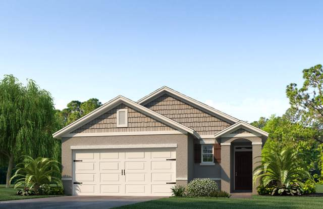 548 Armoyan Way, New Smyrna Beach, FL 32168 (MLS #1062344) :: Memory Hopkins Real Estate