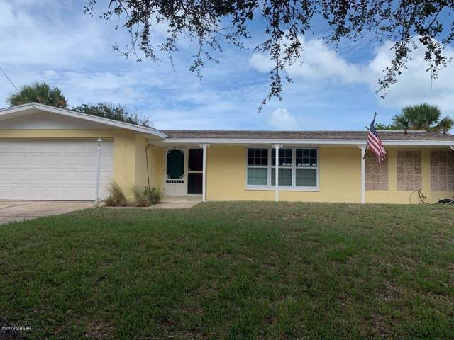 814 Oakview Drive, New Smyrna Beach, FL 32169 (MLS #1062369) :: Memory Hopkins Real Estate