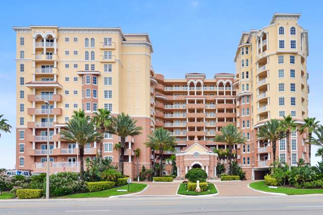 2515 S Atlantic Avenue #710, Daytona Beach Shores, FL 32118 (MLS #1062390) :: Cook Group Luxury Real Estate