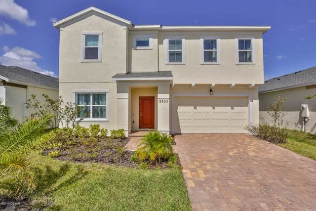5503 Estero Loop, Port Orange, FL 32128 (MLS #1062411) :: Memory Hopkins Real Estate