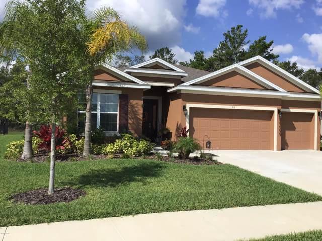 218 River Vale Lane, Ormond Beach, FL 32174 (MLS #1062421) :: Memory Hopkins Real Estate