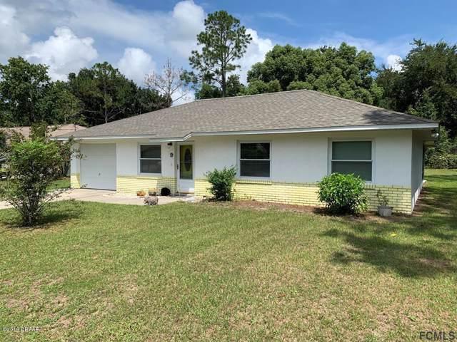 9 Prosperity Lane, Palm Coast, FL 32164 (MLS #1062430) :: Memory Hopkins Real Estate