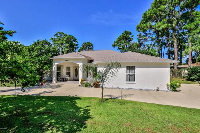 1530 Victory Palm Drive, Edgewater, FL 32132 (MLS #1062431) :: Memory Hopkins Real Estate