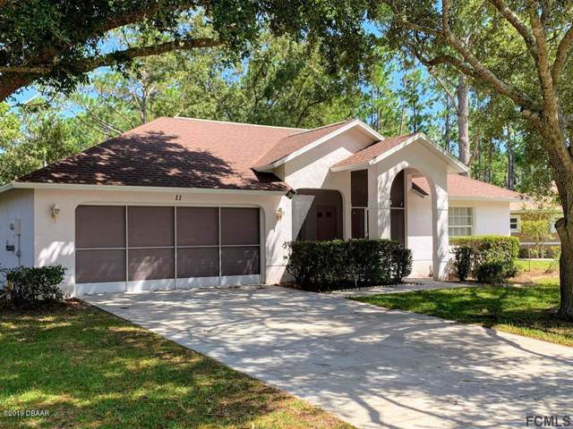 11 Waterloo Place, Palm Coast, FL 32164 (MLS #1062433) :: Memory Hopkins Real Estate