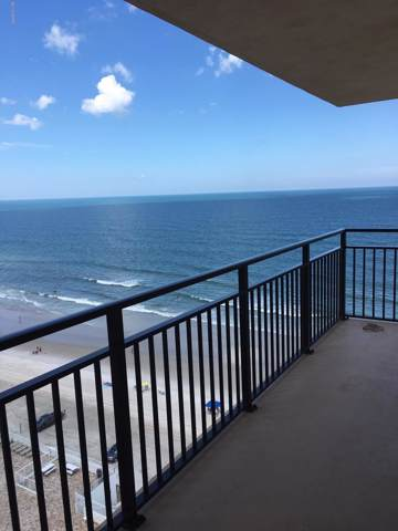 3051 S Atlantic Avenue #1504, Daytona Beach Shores, FL 32118 (MLS #1062446) :: Memory Hopkins Real Estate