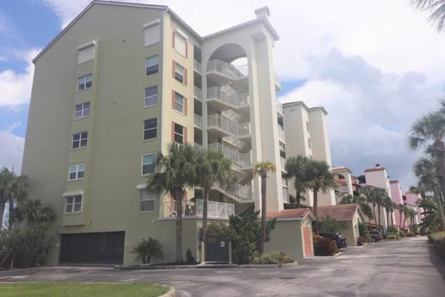 532 Marina Point Drive #532, Daytona Beach, FL 32114 (MLS #1062447) :: Memory Hopkins Real Estate