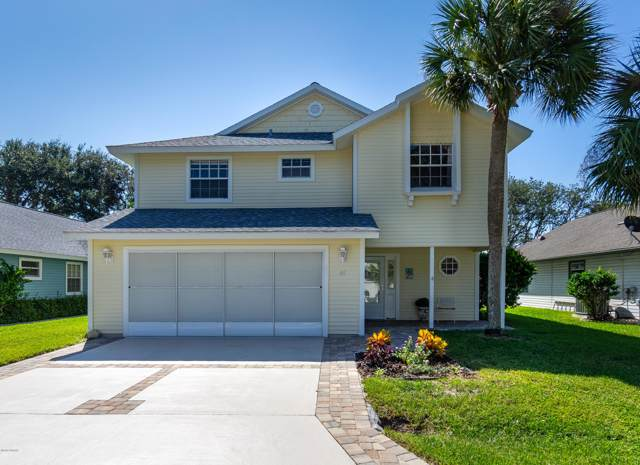 49 Bristol Lane, Palm Coast, FL 32137 (MLS #1062448) :: Memory Hopkins Real Estate