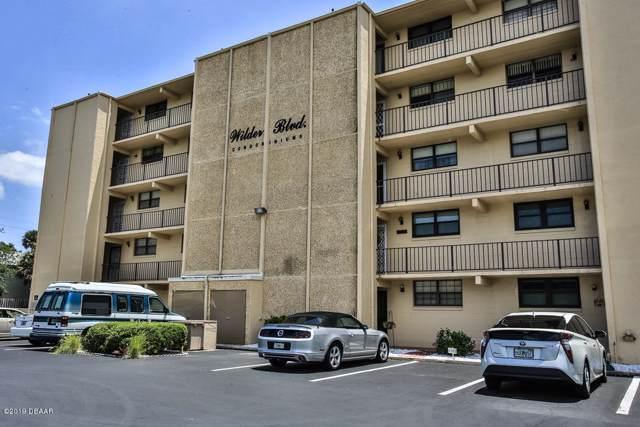 327 Wilder Boulevard B501, Daytona Beach, FL 32114 (MLS #1062449) :: Memory Hopkins Real Estate