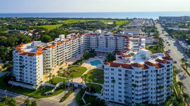 1 John Anderson Drive Ph3, Ormond Beach, FL 32176 (MLS #1062454) :: Memory Hopkins Real Estate