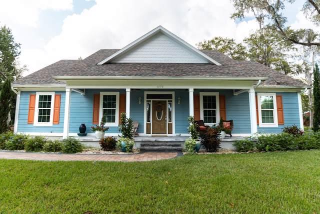 1270 Bolton Road, New Smyrna Beach, FL 32168 (MLS #1062643) :: Memory Hopkins Real Estate