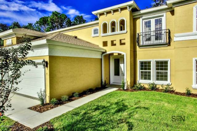 490 River Square Lane, Ormond Beach, FL 32174 (MLS #1062719) :: Memory Hopkins Real Estate