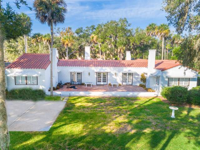 636 N Riverside Drive, New Smyrna Beach, FL 32168 (MLS #1062760) :: Florida Life Real Estate Group