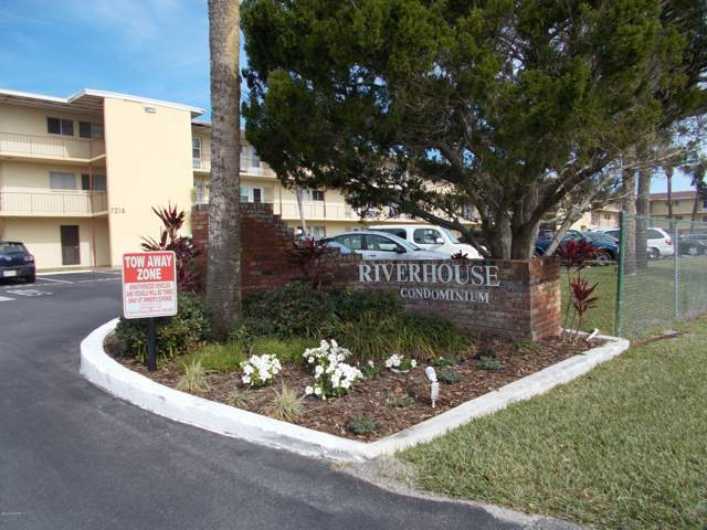 719 S Beach Street 110B, Daytona Beach, FL 32114 (MLS #1062857) :: Florida Life Real Estate Group