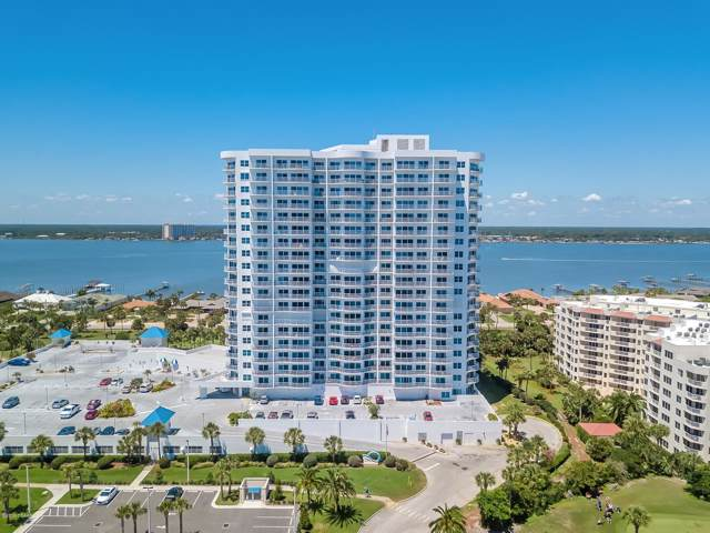 2 Oceans West Boulevard #1206, Daytona Beach Shores, FL 32118 (MLS #1063084) :: Memory Hopkins Real Estate
