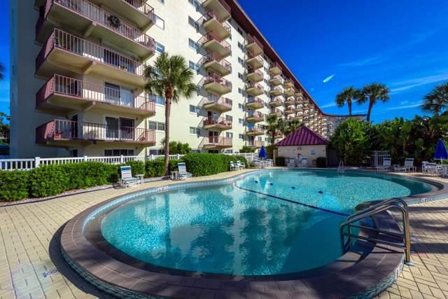 100 Silver Beach Avenue #522, Daytona Beach, FL 32118 (MLS #1063087) :: Memory Hopkins Real Estate
