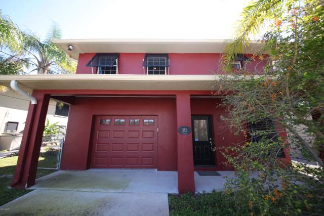 215 Randle Avenue, Oak Hill, FL 32759 (MLS #1063237) :: Memory Hopkins Real Estate