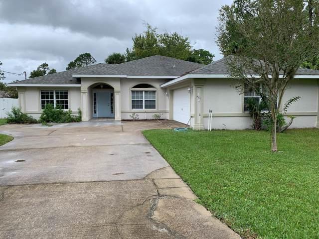47 Barrington Drive, Palm Coast, FL 32137 (MLS #1063238) :: Cook Group Luxury Real Estate