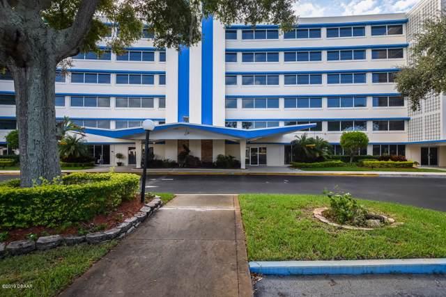 1224 S Peninsula Drive #103, Daytona Beach, FL 32118 (MLS #1063253) :: Memory Hopkins Real Estate