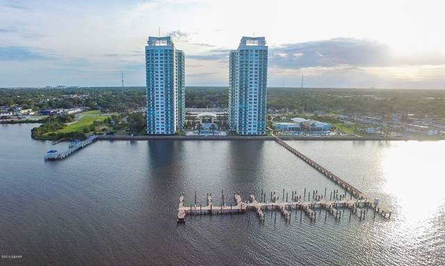241 Riverside Drive #2606, Holly Hill, FL 32117 (MLS #1063258) :: Memory Hopkins Real Estate