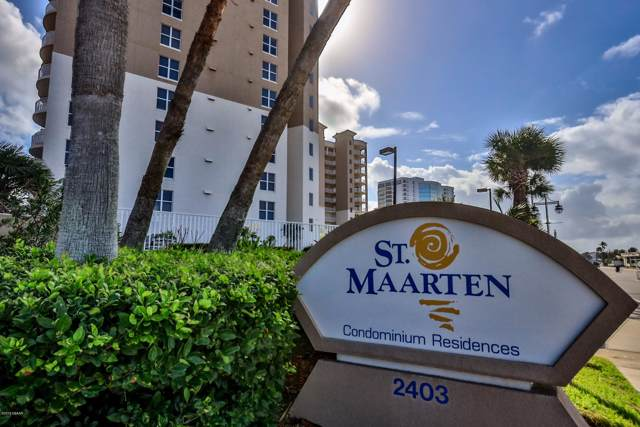 2403 S Atlantic Avenue #705, Daytona Beach Shores, FL 32118 (MLS #1063265) :: Memory Hopkins Real Estate