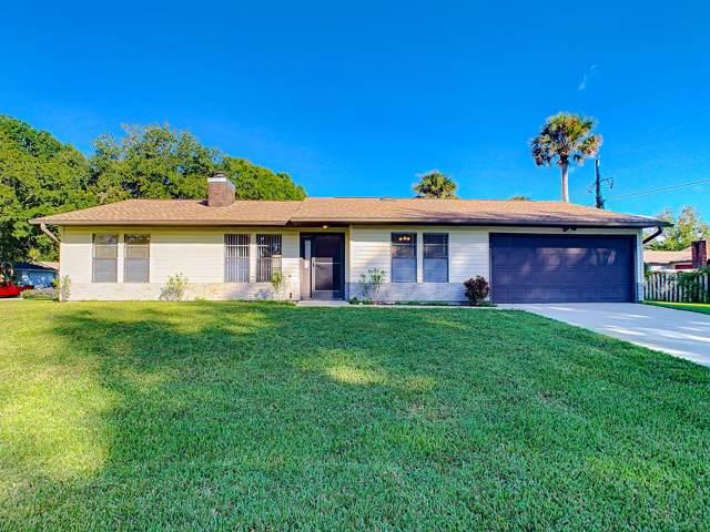 3231 Yule Tree Drive, Edgewater, FL 32141 (MLS #1063298) :: Florida Life Real Estate Group