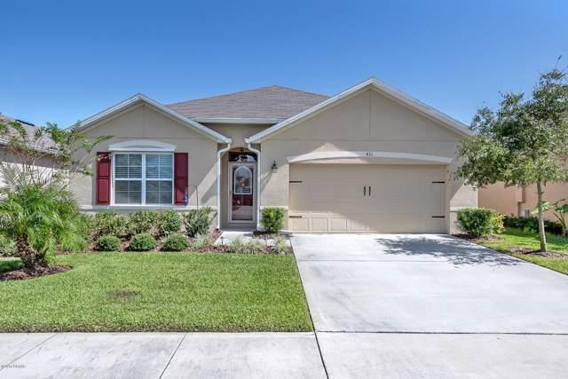 421 White Coral Lane, New Smyrna Beach, FL 32168 (MLS #1063313) :: Cook Group Luxury Real Estate