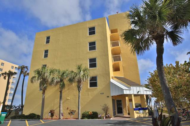 425 S Atlantic Avenue #402, New Smyrna Beach, FL 32169 (MLS #1063319) :: Cook Group Luxury Real Estate