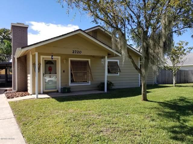 2720 Juniper Drive, Edgewater, FL 32141 (MLS #1063325) :: Florida Life Real Estate Group