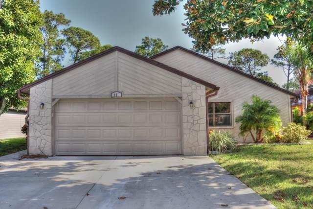 121 N Gull Circle, Daytona Beach, FL 32119 (MLS #1063382) :: Florida Life Real Estate Group