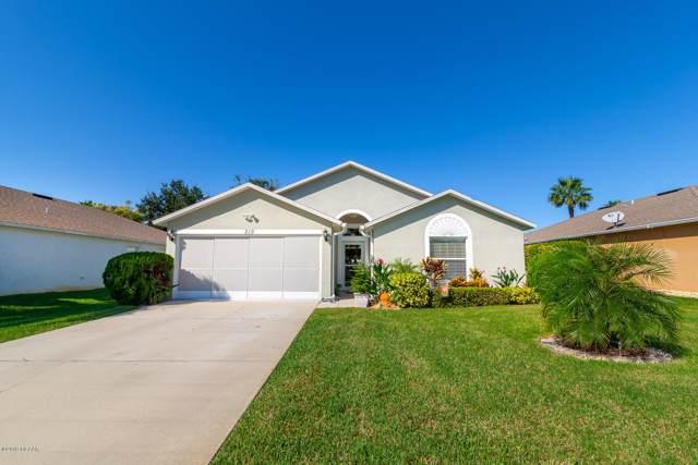 219 Two Oaks Drive, Edgewater, FL 32141 (MLS #1063420) :: Memory Hopkins Real Estate