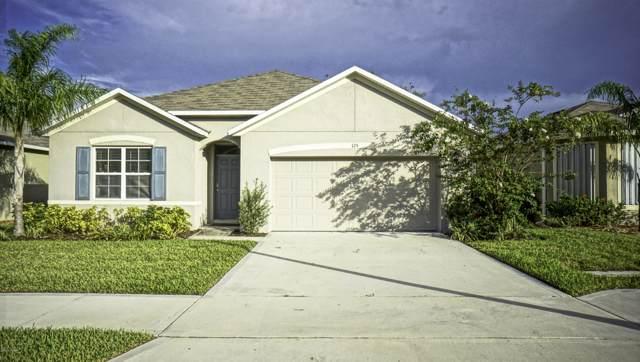 125 Fishermans Cove Drive, Edgewater, FL 32141 (MLS #1063579) :: Memory Hopkins Real Estate