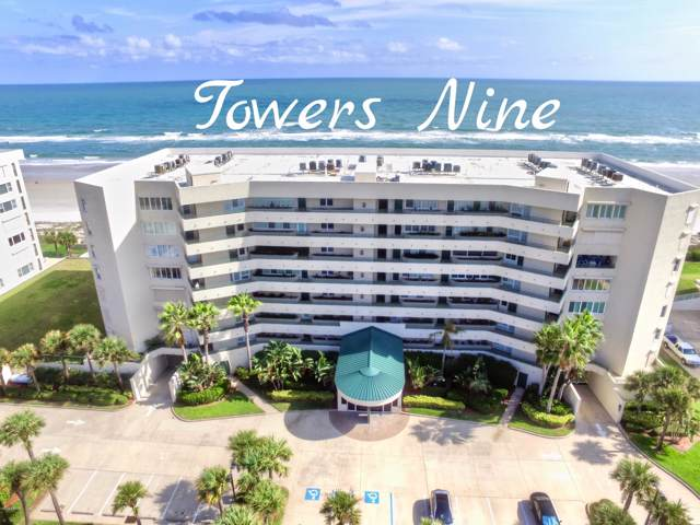 4631 S Atlantic Avenue #8401, Ponce Inlet, FL 32127 (MLS #1063747) :: Cook Group Luxury Real Estate