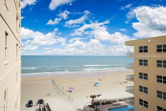 3799 S Atlantic Avenue #606, Daytona Beach Shores, FL 32118 (MLS #1063840) :: Memory Hopkins Real Estate