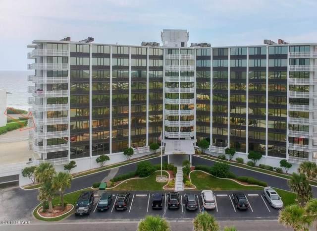 3580 S Ocean Shore Boulevard #302, Flagler Beach, FL 32136 (MLS #1063903) :: Florida Life Real Estate Group