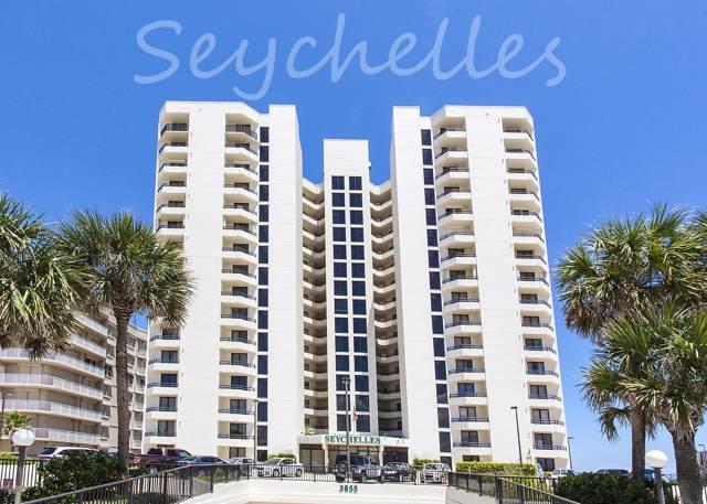 3855 S Atlantic Avenue #1501, Daytona Beach Shores, FL 32118 (MLS #1064108) :: Cook Group Luxury Real Estate
