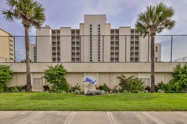 3831 S Atlantic Avenue #106, Daytona Beach Shores, FL 32118 (MLS #1064154) :: Cook Group Luxury Real Estate