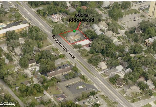 605 S Ridgewood Avenue, Daytona Beach, FL 32114 (MLS #1064156) :: Florida Life Real Estate Group