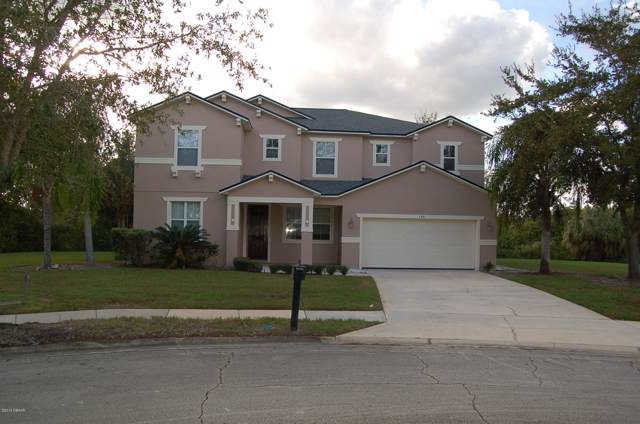 140 Joyelle Circle, Daytona Beach, FL 32124 (MLS #1064226) :: Memory Hopkins Real Estate