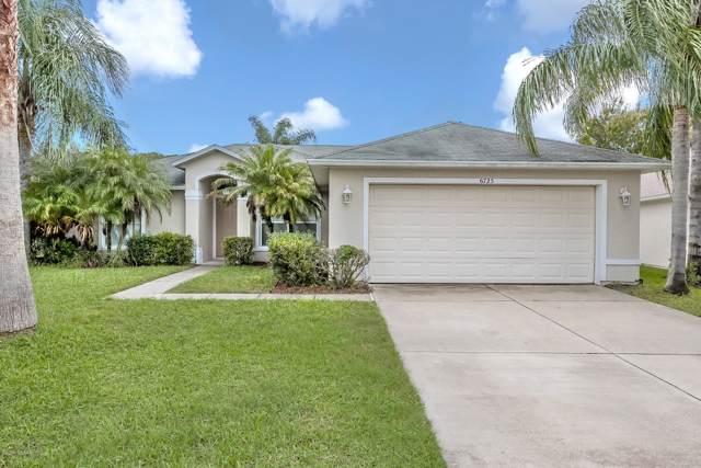 6725 Calistoga Circle, Port Orange, FL 32128 (MLS #1064267) :: Florida Life Real Estate Group