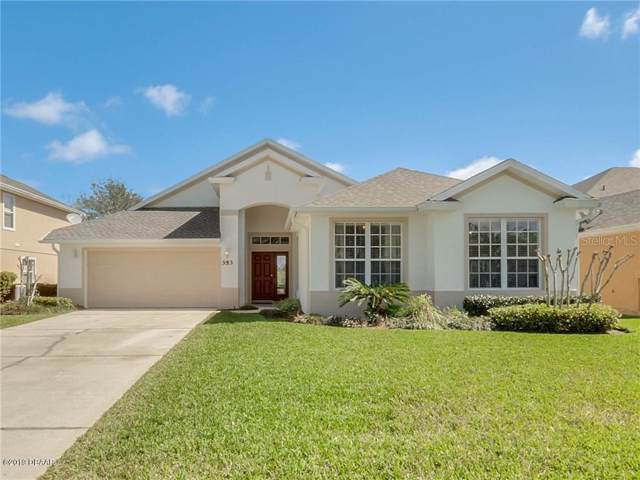 353 Perfect Drive, Daytona Beach, FL 32124 (MLS #1064311) :: Memory Hopkins Real Estate