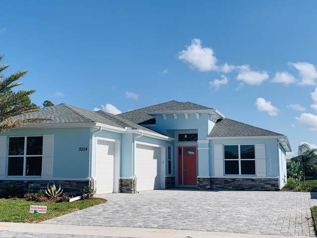 3061 Borassus Dr Lot 13 Drive, New Smyrna Beach, FL 32168 (MLS #1064515) :: Cook Group Luxury Real Estate
