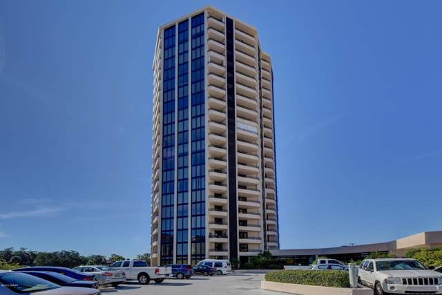 1 Oceans West Boulevard 2B1, Daytona Beach Shores, FL 32118 (MLS #1064577) :: Florida Life Real Estate Group