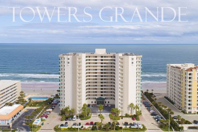 2055 S Atlantic Avenue #703, Daytona Beach Shores, FL 32118 (MLS #1064578) :: Florida Life Real Estate Group