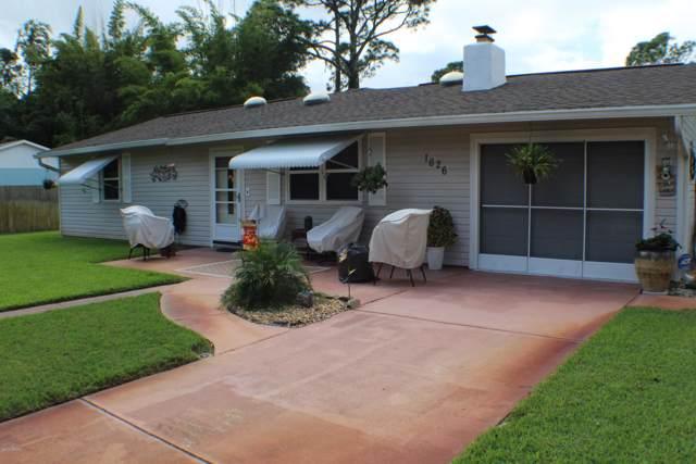 1626 Tatum Boulevard, New Smyrna Beach, FL 32168 (MLS #1064652) :: Florida Life Real Estate Group