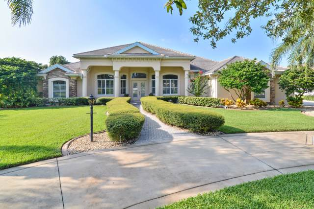 820 W Pheasant Run Court, Port Orange, FL 32127 (MLS #1064659) :: Cook Group Luxury Real Estate