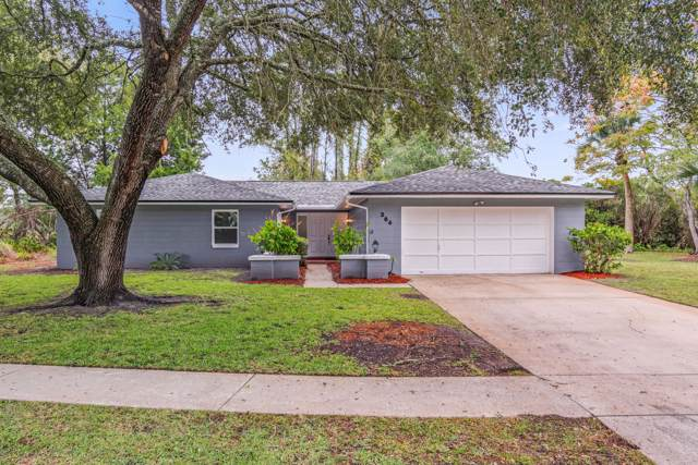 364 Graciela Circle, St. Augustine, FL 32086 (MLS #1064677) :: Cook Group Luxury Real Estate
