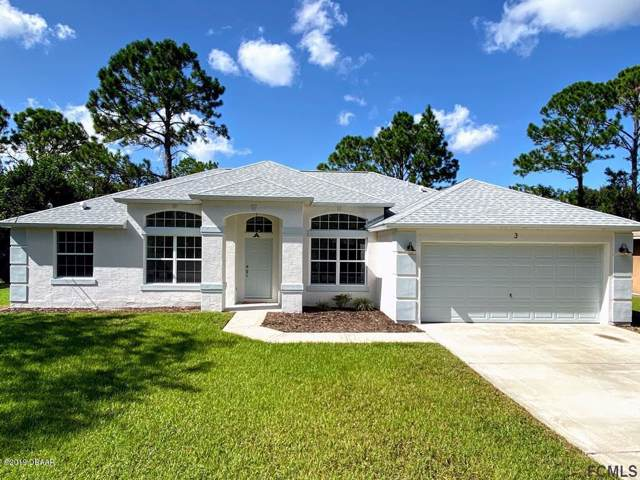 3 Rodger Court, Palm Coast, FL 32164 (MLS #1064691) :: Memory Hopkins Real Estate