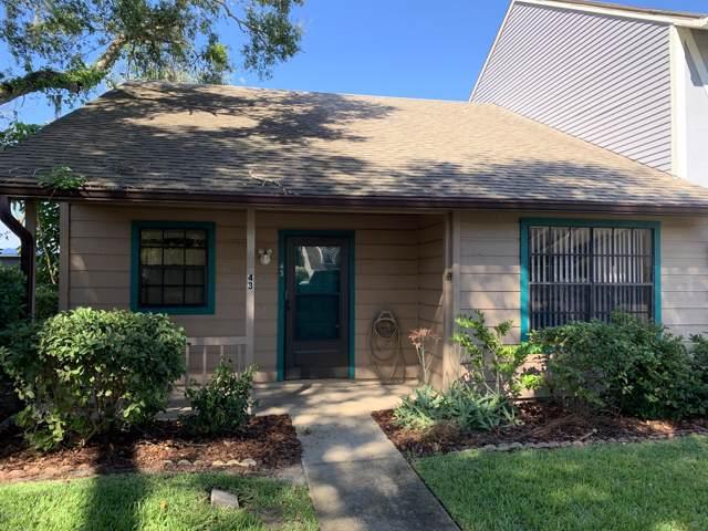 232 N Ridgewood Avenue H-43, Edgewater, FL 32132 (MLS #1064693) :: Florida Life Real Estate Group