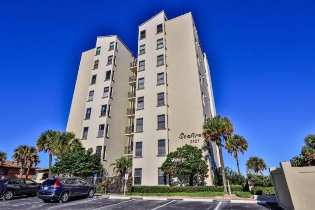 2121 Hill Street 1A, New Smyrna Beach, FL 32169 (MLS #1064735) :: Memory Hopkins Real Estate