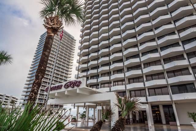2900 N Atlantic Avenue #1702, Daytona Beach, FL 32118 (MLS #1064857) :: Memory Hopkins Real Estate